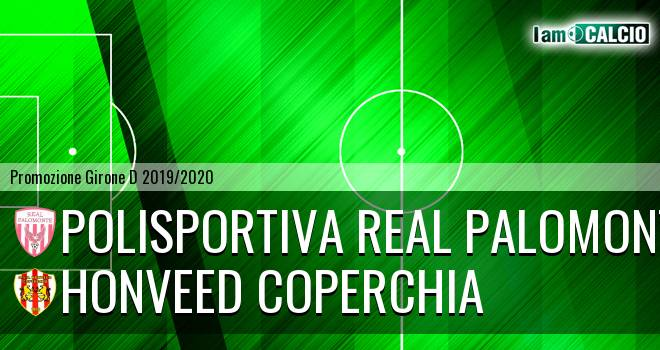 Polisportiva Real Palomonte - Honveed Coperchia
