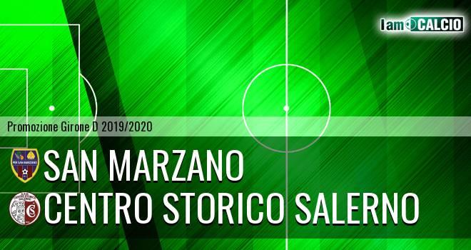 San Marzano - Centro Storico Salerno