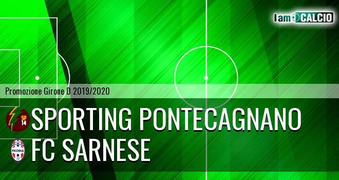 Sporting Pontecagnano - FC Sarnese