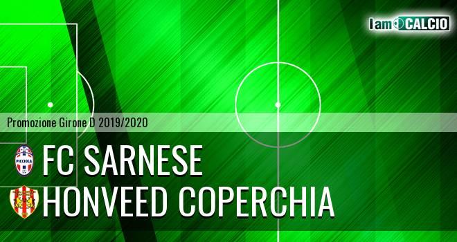 FC Sarnese - Honveed Coperchia