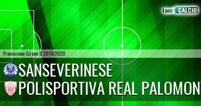 Sanseverinese - Polisportiva Real Palomonte