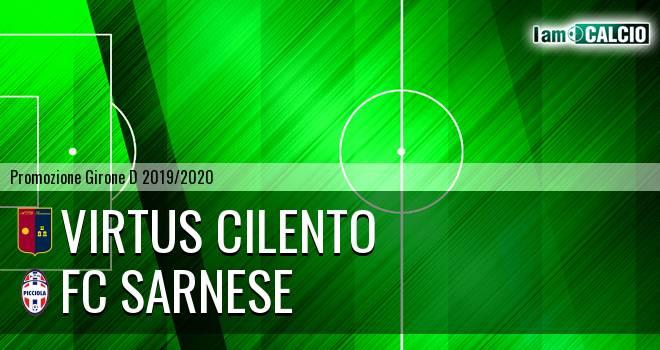 Virtus Cilento - FC Sarnese