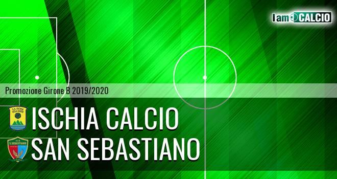 Ischia Calcio - San Sebastiano