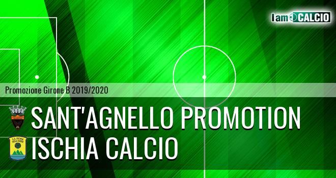 Sant'Agnello Promotion - Ischia Calcio