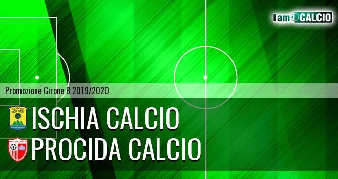 Ischia Calcio - Procida Calcio