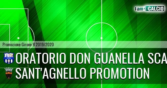 Oratorio Don Guanella Scampia - Sant'Agnello Promotion