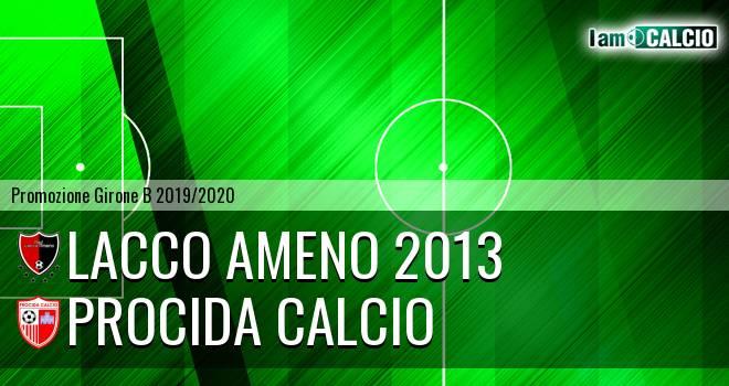 Lacco Ameno 2013 - Procida Calcio
