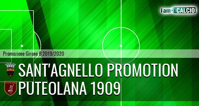 Sant'Agnello Promotion - Puteolana 1909
