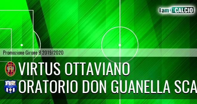 Virtus Ottaviano - Oratorio Don Guanella Scampia
