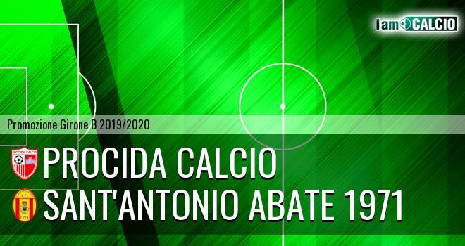 Procida Calcio - Sant'Antonio Abate 1971