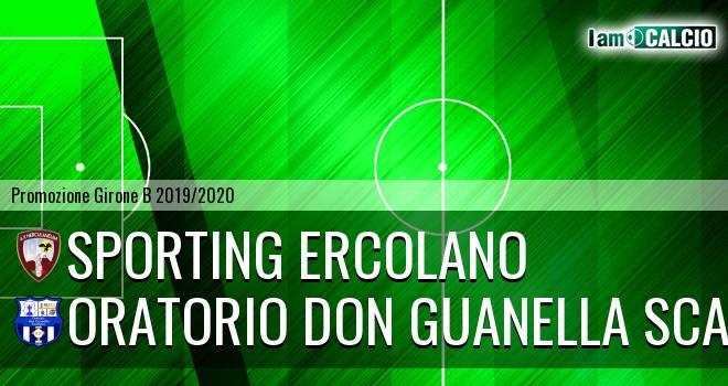 Sporting Ercolano - Oratorio Don Guanella Scampia
