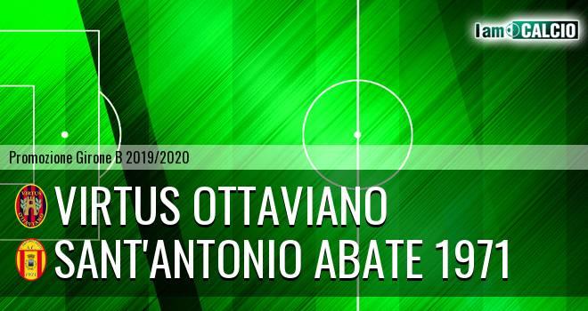Virtus Ottaviano - Sant'Antonio Abate 1971