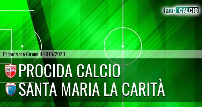 Procida Calcio - Santa Maria la Carità