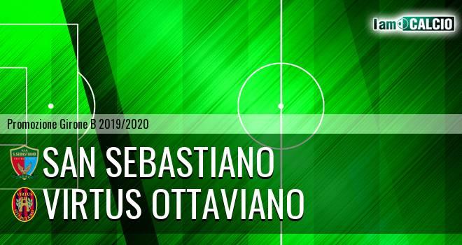 San Sebastiano - Virtus Ottaviano
