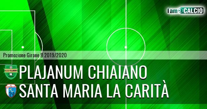 Plajanum Chiaiano - Santa Maria la Carità