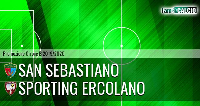 San Sebastiano - Sporting Ercolano