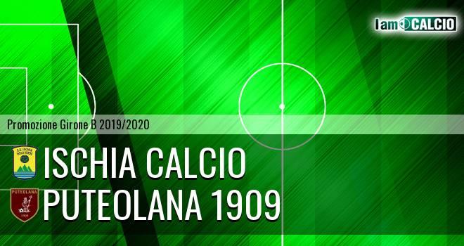 Ischia Calcio - Puteolana 1909