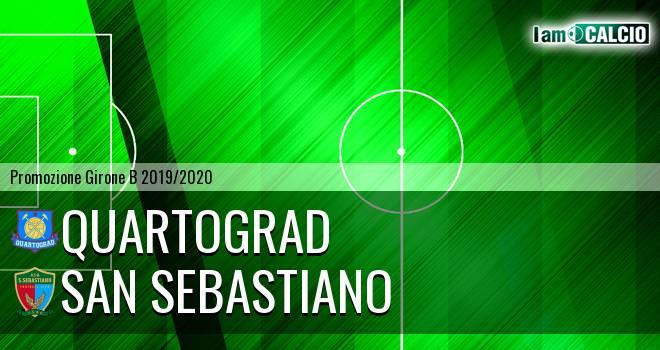 Quartograd - San Sebastiano
