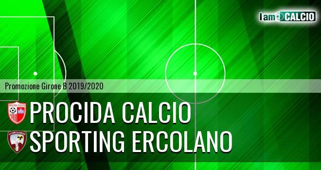 Procida Calcio - Sporting Ercolano