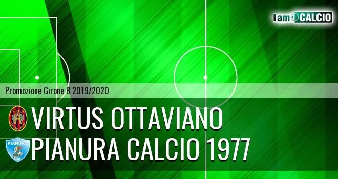 Virtus Ottaviano - Pianura Calcio 1977