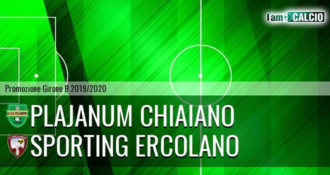 Plajanum Chiaiano - Sporting Ercolano