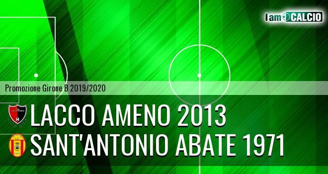 Lacco Ameno 2013 - Sant'Antonio Abate 1971