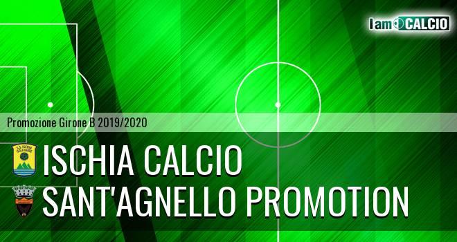 Ischia Calcio - Sant'Agnello Promotion