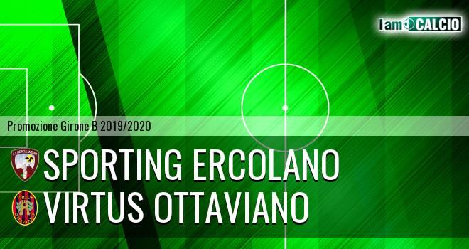Sporting Ercolano - Virtus Ottaviano
