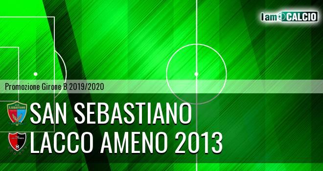 San Sebastiano - Lacco Ameno 2013