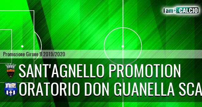 Sant'Agnello Promotion - Oratorio Don Guanella Scampia