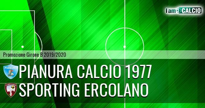 Pianura Calcio 1977 - Sporting Ercolano