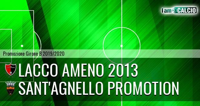 Lacco Ameno 2013 - Sant'Agnello Promotion