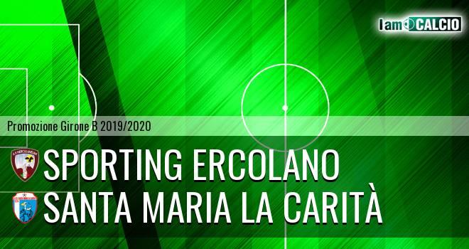 Sporting Ercolano - Santa Maria la Carità