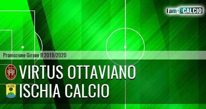 Virtus Ottaviano - Ischia Calcio