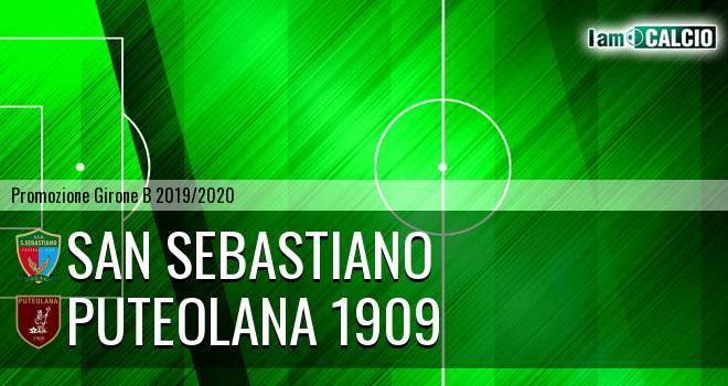San Sebastiano - Puteolana 1909