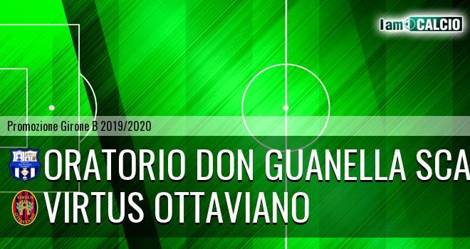 Oratorio Don Guanella Scampia - Virtus Ottaviano