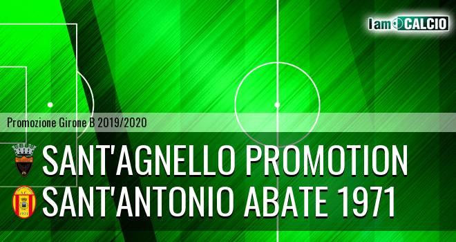 Sant'Agnello Promotion - Sant'Antonio Abate 1971