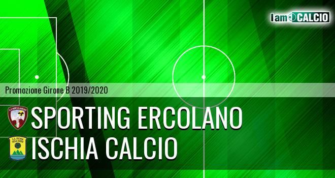 Sporting Ercolano - Ischia Calcio