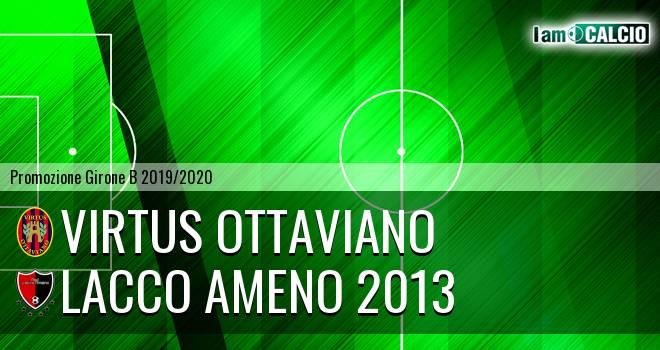 Virtus Ottaviano - Lacco Ameno 2013