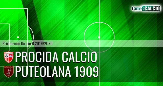Procida Calcio - Puteolana 1909