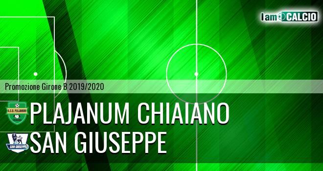 Plajanum Chiaiano - San Giuseppe