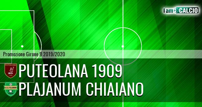 Puteolana 1909 - Plajanum Chiaiano