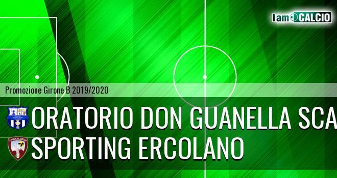 Oratorio Don Guanella Scampia - Sporting Ercolano