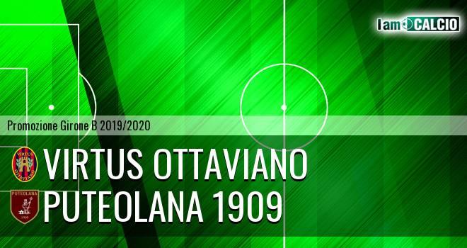 Virtus Ottaviano - Puteolana 1909