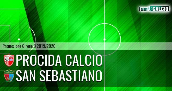 Procida Calcio - San Sebastiano