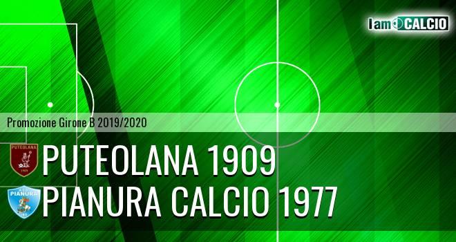Puteolana 1909 - Pianura Calcio 1977