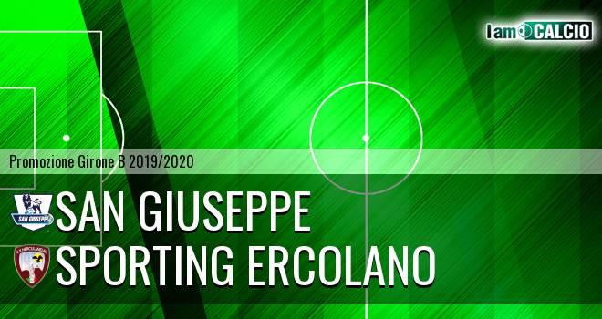 San Giuseppe - Sporting Ercolano