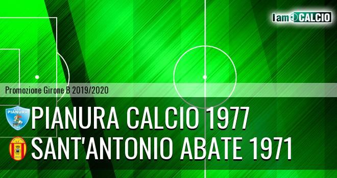 Pianura Calcio 1977 - Sant'Antonio Abate 1971