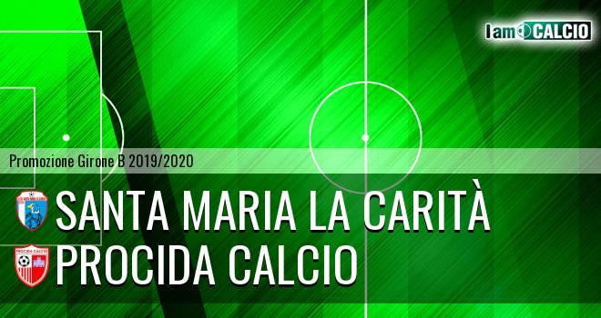 Santa Maria la Carità - Procida Calcio