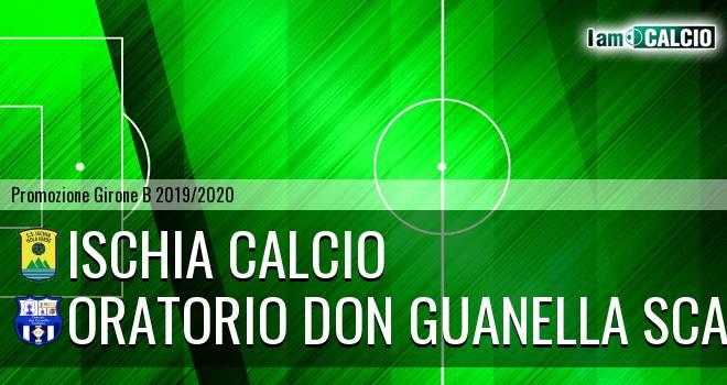 Ischia Calcio - Oratorio Don Guanella Scampia